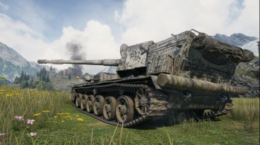 Passing of winter challenge on tier 10 tanks